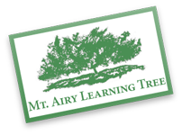 Mt Airy Learning Tree logo